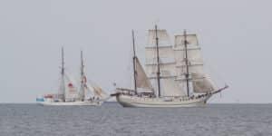 bei der Hanse Sail